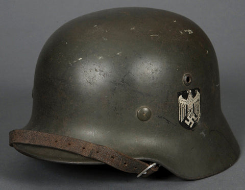 Model 1935 Army Reissue Single Decal Helmet