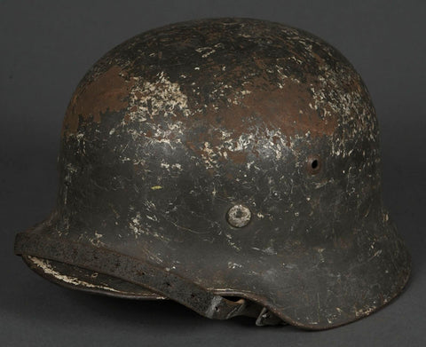 WWII German Model 1935 Reissue Luftwaffe Helmet