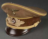 Political Leader's Visor Cap for an Official at Reichs