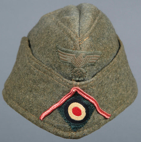 Interesting Model 1938 French Made Army Overseas Cap