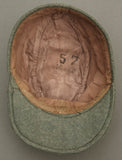 WWII German Army Officer Specially Constructed Model 1943 Field Cap