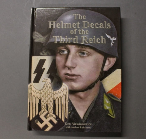 The Helmet Decals of the Third Reich-NOW BACK IN STOCK!