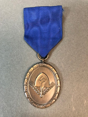 German NAZI Labor Korps Long Service Award