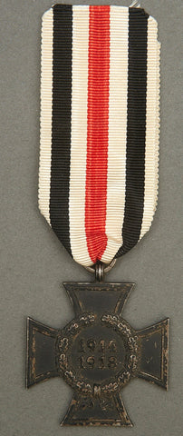 German Cross of Honor 1914//1918 for Next of Kin