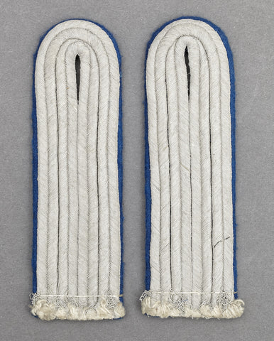 WWII German Wehrmacht Medical Officer Shoulder Board Set