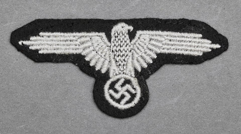 WWII German SS Sleeve Eagle