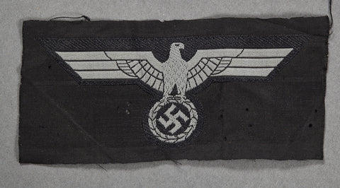 WWII German Army Panzer Breast Eagle