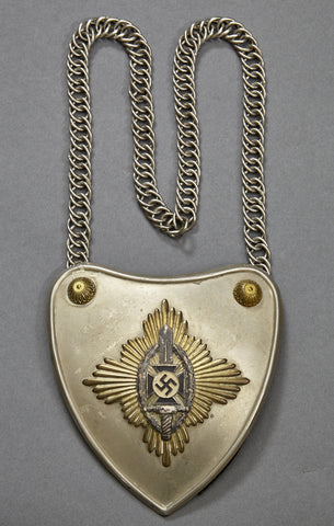 Gorget for NSKOV Flag Bearer