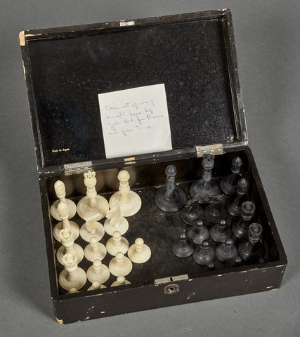Chess Set, Boxed