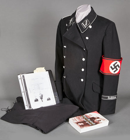 SS Uniform Grouping for Hitler's Assistant Surgeon