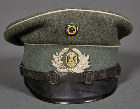 German Army Weimar Period Enlisted Man's Infantry Visor Cap