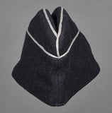 WWII German DAF Officer's Overseas Cap
