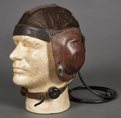 Luftwaffe Summer Pilot's Flight Helmet