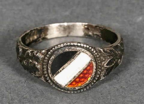 Excellent Quality German Patriotic Ring