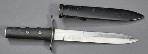 Italian Fascist Fighting Knife
