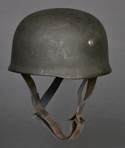 WWII German Luftwaffe Model 1938 Paratrooper Helmet