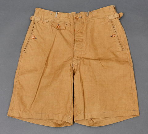WWII German Waffen SS Tropical Shorts