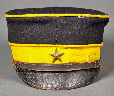 Japanese Army Artillery Officer Kepi