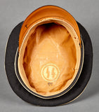 WWII German Allgemeine SS Other Ranks Visor Cap
