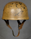 Incredible Model 1938 Tropical Camo Paratrooper Helmet