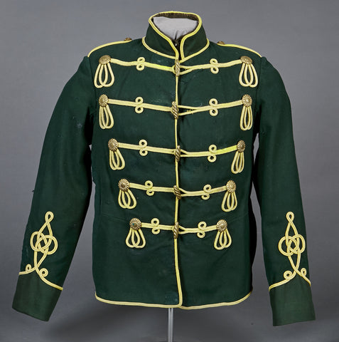 German Hussar Atilla Pre-War Uniform