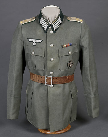 WWII German Model 1936 Uniform for Army Administration Officer