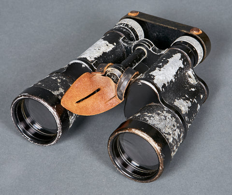 WWII German 7 x 50 Field Binoculars