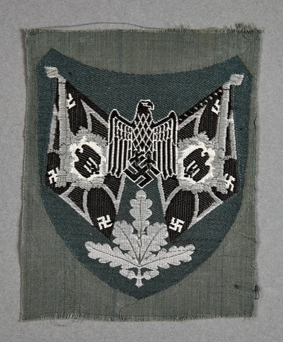 WWII German Army Pioneer/Engineer Standard Bearer Sleeve Patch