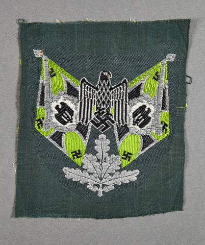 WWII German Army Panzer Grenadier Standard Bearer Sleeve Patch