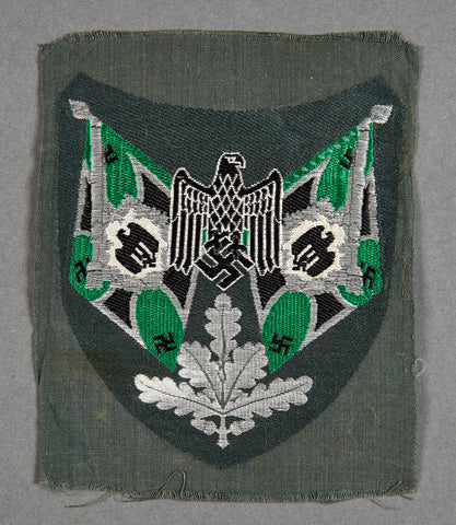 Army Standard Bearer Sleeve Patch