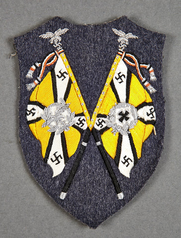 WWII German Luftwaffe Flight/Paratrooper Standard Bearer Patch