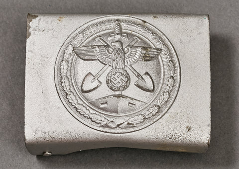 "SCARCE Org. Todt ""Professional"" Members Buckle"