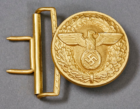 WWII German Political Leader Buckle