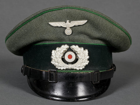 Army Enlisted Man's Visor Cap for Mountain Troops