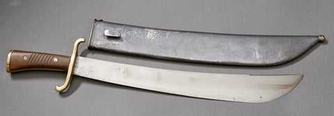 German WWII Luftwaffe Survival Machete