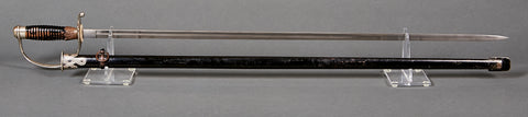 Scarce Nazi SS Senior NCO Sword by Krebs *THIS IS STILL AVAILABLE CLICK HERE*