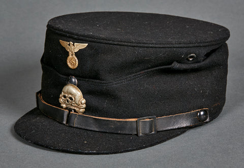 WWII German Allgemeine SS Kepi Private Purchase