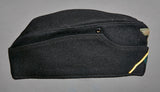 WWII German Army Panzer Side Cap for Signals Personnel