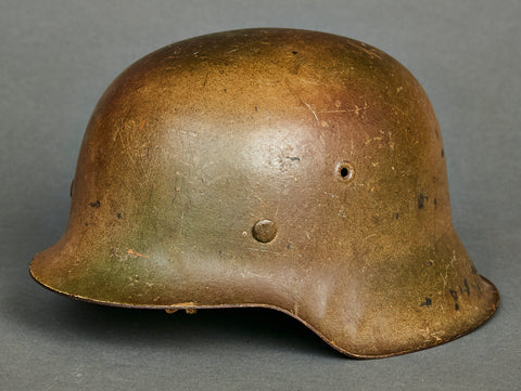 WWII German Choice Model 1942 Normandy Camo Helmet