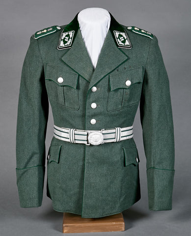 Forestry Tunic for Senior Official