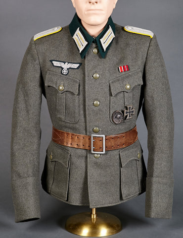 Army Model 1936 Tunic for Officer (Signals) Personnel
