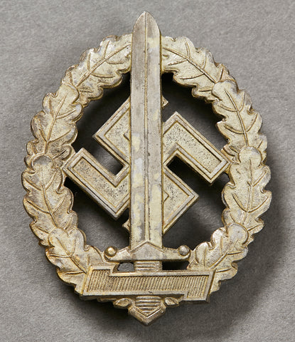 Third Reich SA Sports Badge in Gold