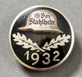 "Commemorative Badge of the ""Steel Helmet"" Organization (Traditions-Abzeichen des ""Stahlhelm"")"