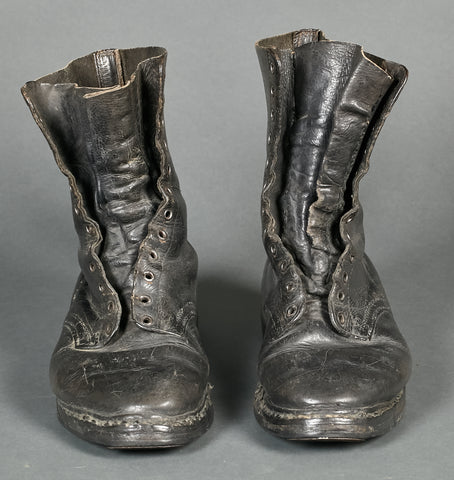 WWII German Other Ranks Early Pattern Jump Boots
