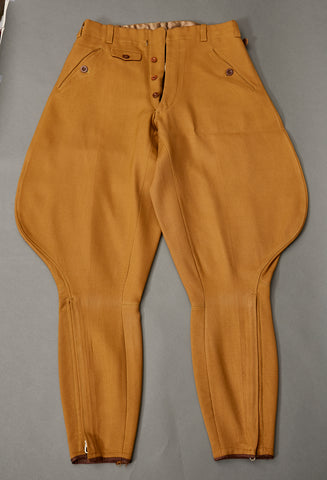 WWII German Hitler Youth Leader Breeches