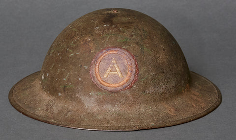 WWI US 3rd Army Helmet