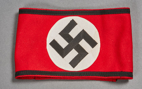 German NAZI SS Arm Band