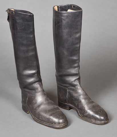German WWII Officer's Boots