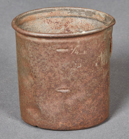 German WWI Cup for Canteen