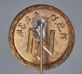 German WWII Social Welfare NAZI Stickpin